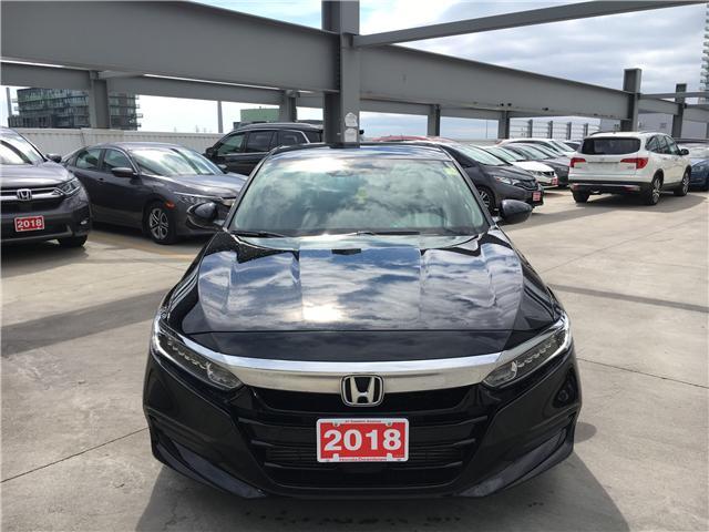 2018 Honda Accord LX (Stk: A19418A) in Toronto - Image 2 of 17