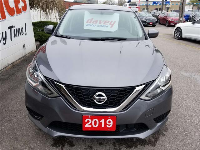 2019 Nissan Sentra 1.8 SV (Stk: 19-337) in Oshawa - Image 2 of 15
