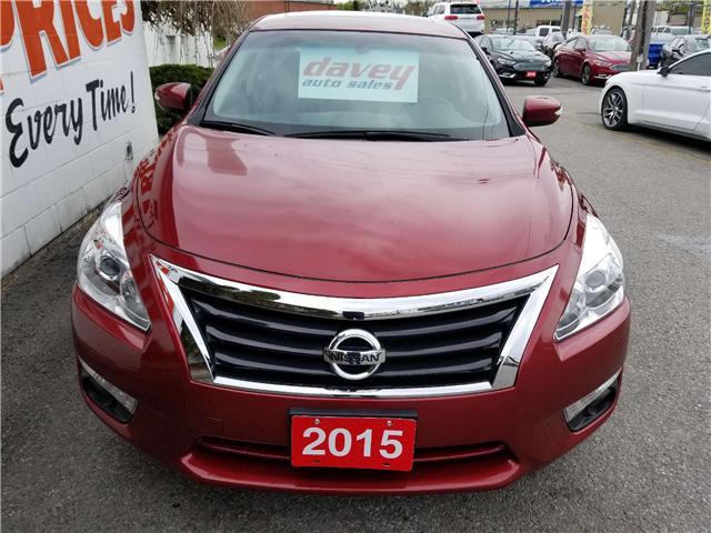 2015 Nissan Altima 2.5 SL (Stk: 19-341) in Oshawa - Image 2 of 16