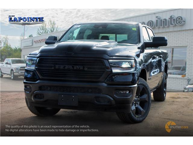 2019 RAM 1500 Sport (Stk: 19351) in Pembroke - Image 1 of 20