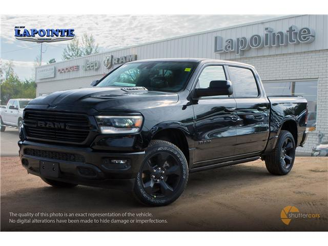 2019 RAM 1500 Sport (Stk: 19351) in Pembroke - Image 2 of 20
