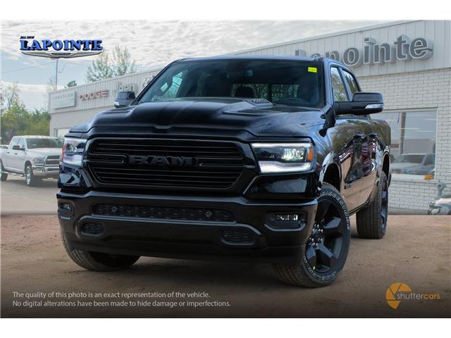 2019 RAM 1500 Sport (Stk: 19373) in Pembroke - Image 1 of 20
