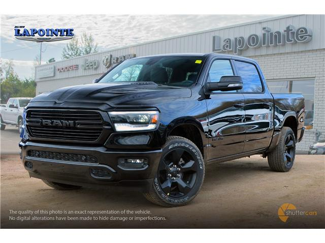 2019 RAM 1500 Sport (Stk: 19373) in Pembroke - Image 2 of 20
