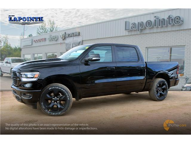 2019 RAM 1500 Sport (Stk: 19373) in Pembroke - Image 3 of 20