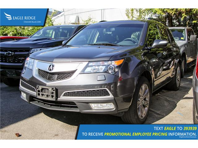2013 Acura MDX Elite Package (Stk: 132343) in Coquitlam - Image 1 of 4
