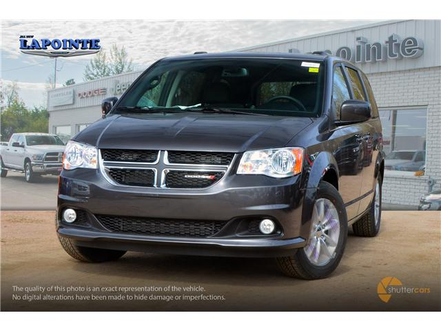 2019 Dodge Grand Caravan CVP/SXT (Stk: 19388) in Pembroke - Image 1 of 20