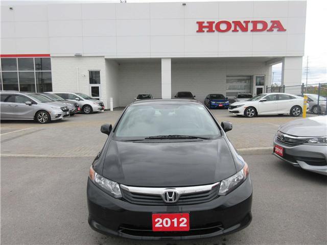 2012 Honda Civic LX (Stk: VA3446) in Ottawa - Image 2 of 12