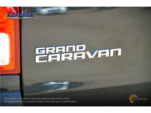 2019 Dodge Grand Caravan CVP/SXT (Stk: 19392) in Pembroke - Image 5 of 20