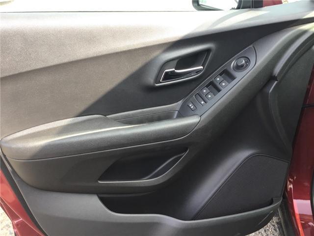 2019 Chevrolet Trax LT (Stk: 205347) in Brooks - Image 12 of 23