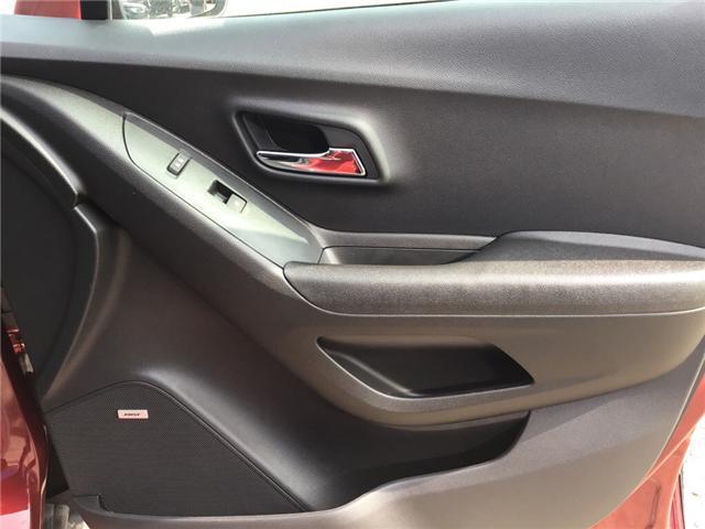 2019 Chevrolet Trax LT (Stk: 205347) in Brooks - Image 18 of 23