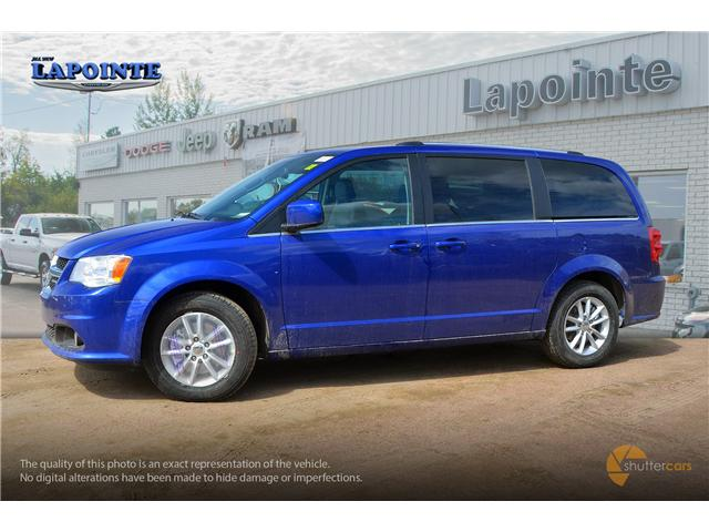 2019 Dodge Grand Caravan CVP/SXT (Stk: 19404) in Pembroke - Image 3 of 20