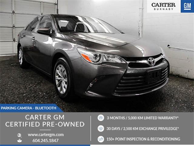2015 Toyota Camry LE (Stk: T5-81251) in Burnaby - Image 1 of 22