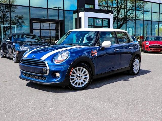 2016 MINI 5 Door Cooper (Stk: P1704) in Ottawa - Image 1 of 21