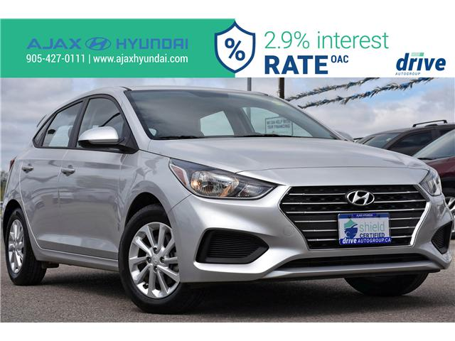 2019 Hyundai Accent Preferred (Stk: P4731R) in Ajax - Image 1 of 30