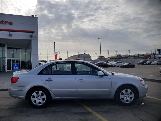2009 Hyundai Sonata GL (Stk: 2190257V) in Calgary - Image 2 of 24