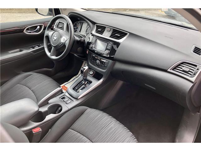 2018 Nissan Sentra 1.8 SV (Stk: 280109) in Toronto - Image 8 of 11