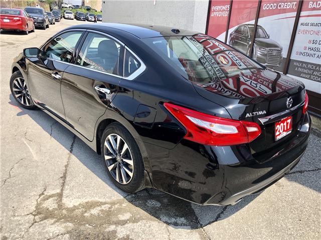 2017 Nissan Altima 2.5 SV (Stk: 339299) in Toronto - Image 7 of 14