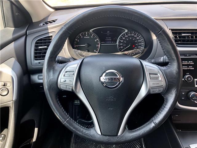 2017 Nissan Altima 2.5 SV (Stk: 339299) in Toronto - Image 11 of 14