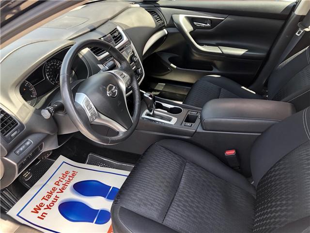 2017 Nissan Altima 2.5 SV (Stk: 339299) in Toronto - Image 13 of 14
