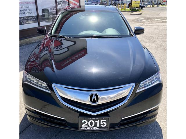 2015 Acura TLX Tech (Stk: 800990) in Toronto - Image 2 of 15