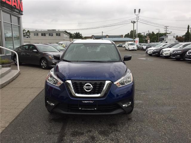 2019 Nissan Kicks SV (Stk: N92-2777) in Chilliwack - Image 2 of 19