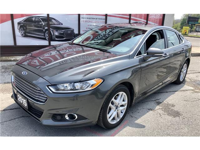 2015 Ford Fusion SE (Stk: 129536) in Toronto - Image 2 of 16