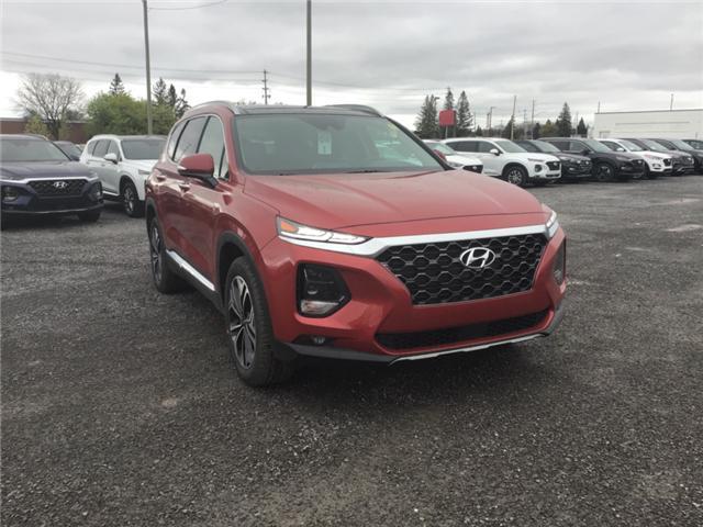 2019 Hyundai Santa Fe Ultimate 2.0 (Stk: R95894) in Ottawa - Image 1 of 11