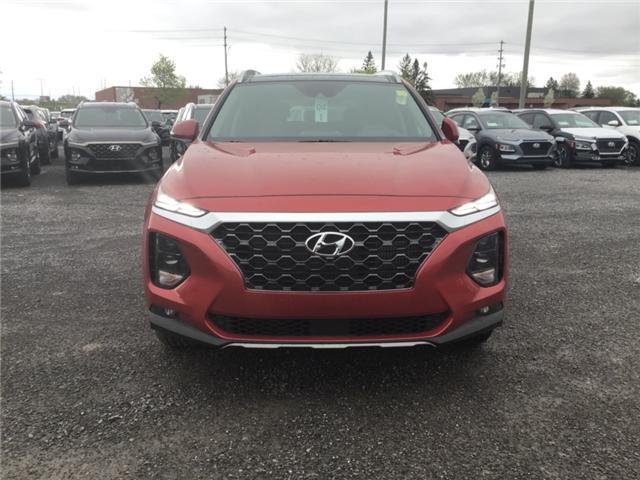 2019 Hyundai Santa Fe Ultimate 2.0 (Stk: R95894) in Ottawa - Image 2 of 11