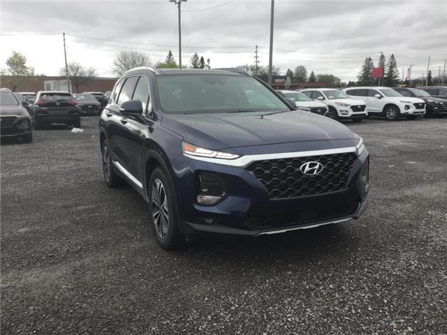 2019 Hyundai Santa Fe Ultimate 2.0 (Stk: R95892) in Ottawa - Image 1 of 11