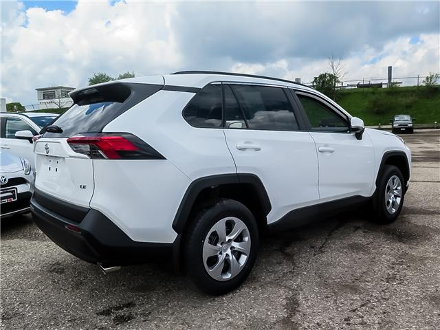 2019 Toyota RAV4 LE (Stk: 95313) in Waterloo - Image 4 of 15