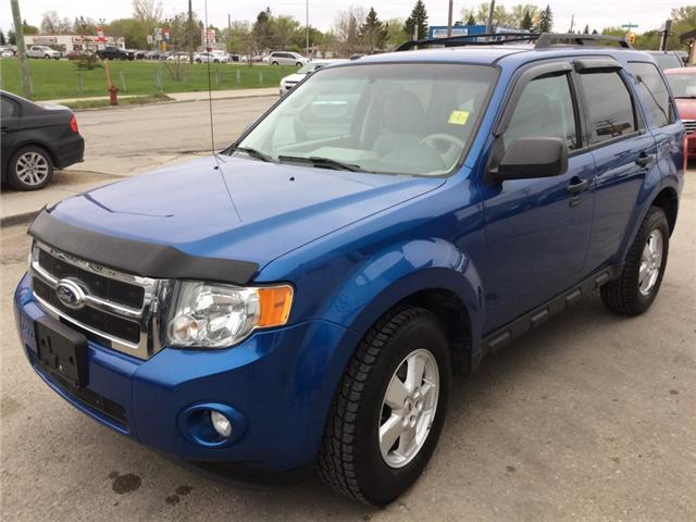 2011 Ford Escape XLT Automatic (Stk: 1023) in Winnipeg - Image 2 of 14