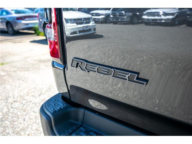 2019 RAM 1500 Rebel (Stk: K758443) in Abbotsford - Image 13 of 23