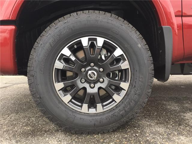 2019 Nissan Titan XD PRO-4X Diesel (Stk: N98-2701) in Chilliwack - Image 9 of 22