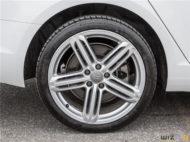 2017 Audi A4 2.0T Komfort (Stk: 37779) in Toronto - Image 10 of 30