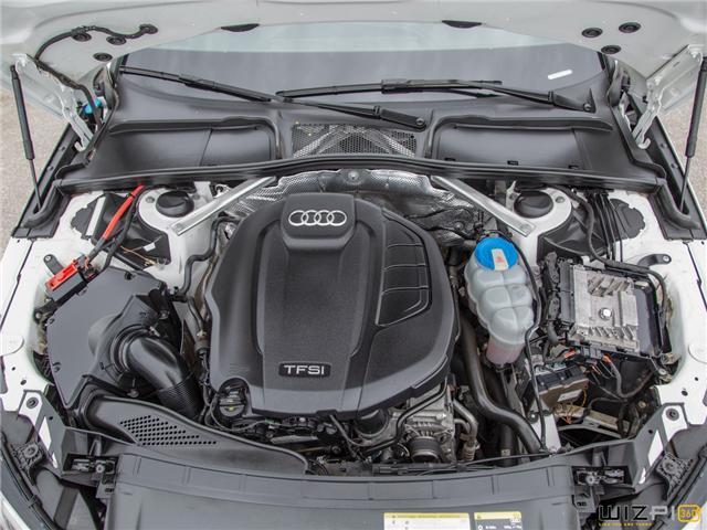 2017 Audi A4 2.0T Komfort (Stk: 37779) in Toronto - Image 12 of 30