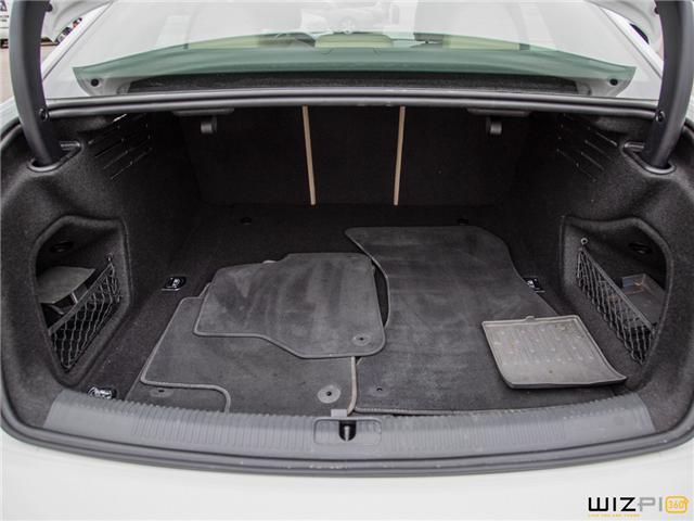 2017 Audi A4 2.0T Komfort (Stk: 37779) in Toronto - Image 13 of 30