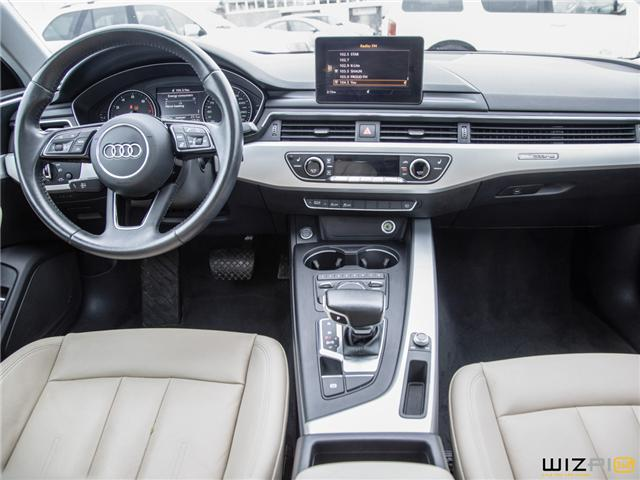 2017 Audi A4 2.0T Komfort (Stk: 37779) in Toronto - Image 16 of 30