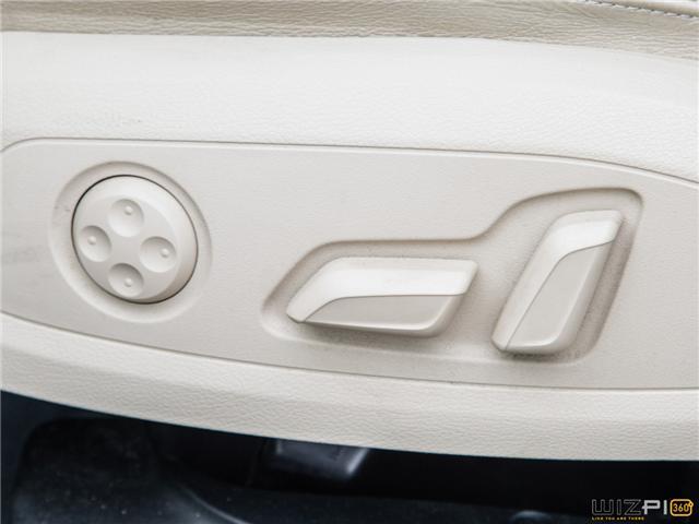 2017 Audi A4 2.0T Komfort (Stk: 37779) in Toronto - Image 30 of 30