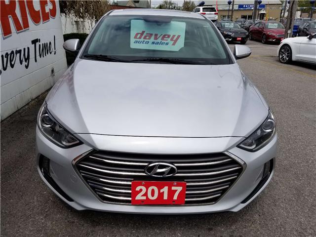 2017 Hyundai Elantra Limited (Stk: 19-344) in Oshawa - Image 2 of 16