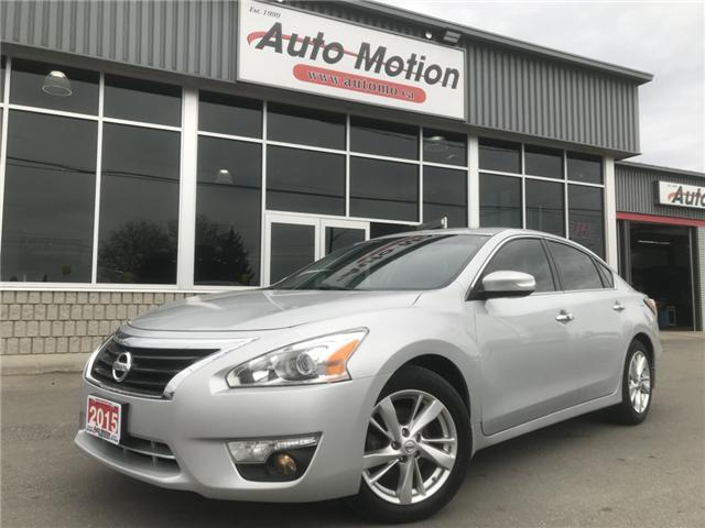 2015 Nissan Altima  (Stk: 19562) in Chatham - Image 1 of 23
