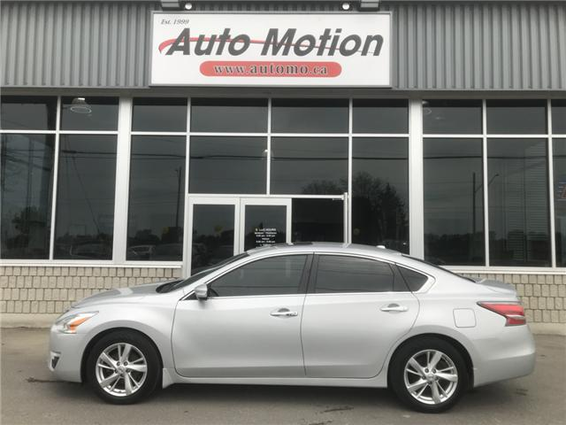 2015 Nissan Altima  (Stk: 19562) in Chatham - Image 2 of 23
