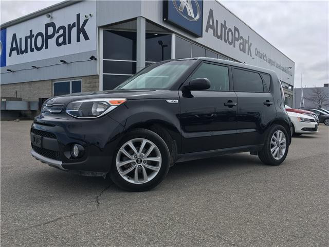 2019 Kia Soul EX (Stk: 19-53769RJB) in Barrie - Image 1 of 27