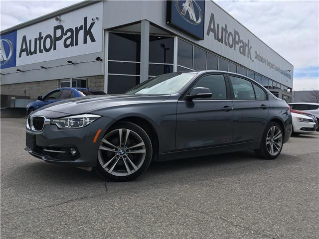 2018 BMW 330i xDrive (Stk: 18-14691RJB) in Barrie - Image 1 of 28