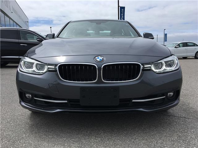 2018 BMW 330i xDrive (Stk: 18-14691RJB) in Barrie - Image 2 of 28
