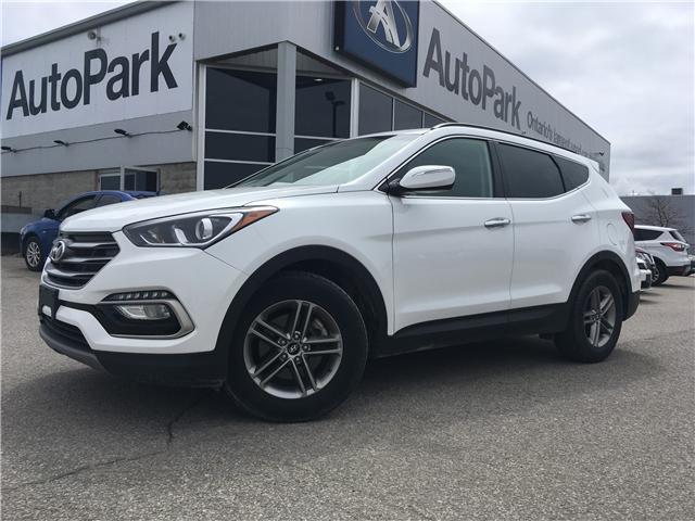 2018 Hyundai Santa Fe Sport 2.4 Premium (Stk: 18-40924RJB) in Barrie - Image 1 of 27