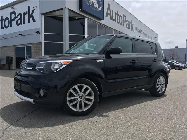 2018 Kia Soul EX (Stk: 18-29729rjb) in Barrie - Image 1 of 27