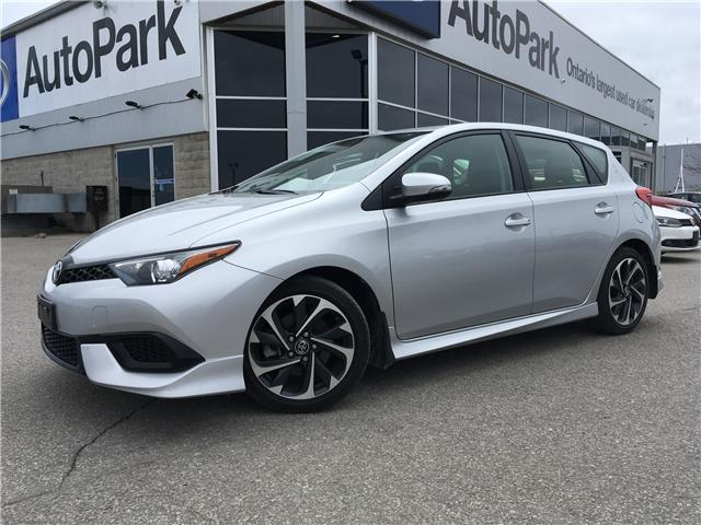 2018 Toyota Corolla iM Base (Stk: 18-75097RJB) in Barrie - Image 1 of 26