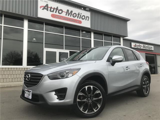 2016 Mazda CX-5 GT (Stk: 19606) in Chatham - Image 1 of 25