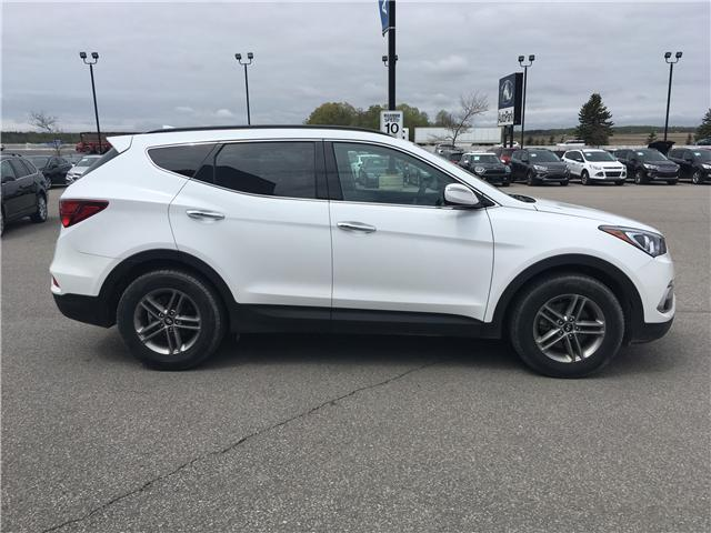 2018 Hyundai Santa Fe Sport 2.4 Premium (Stk: 18-40924RJB) in Barrie - Image 4 of 27