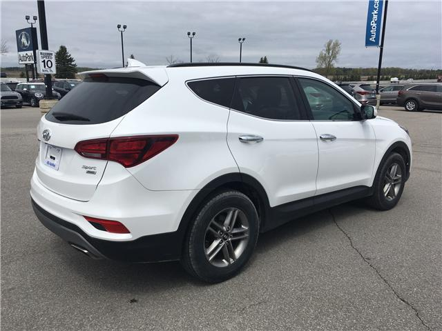 2018 Hyundai Santa Fe Sport 2.4 Premium (Stk: 18-40924RJB) in Barrie - Image 5 of 27